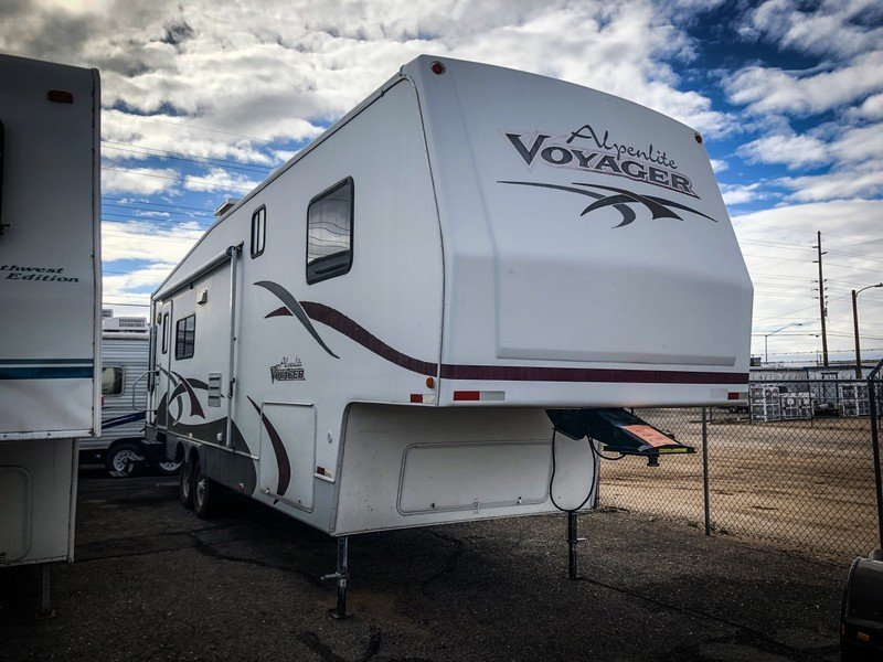 2007 Voyager