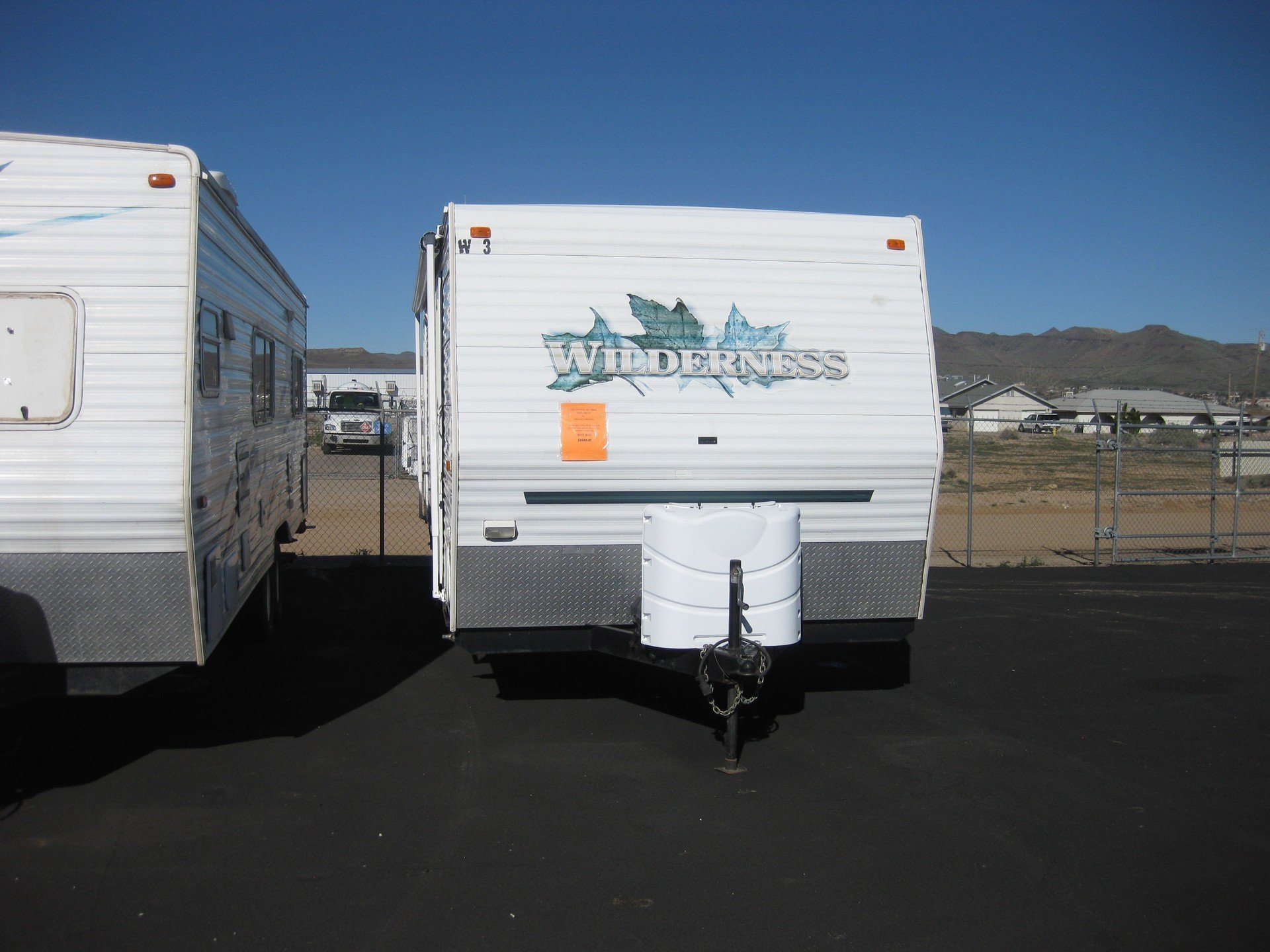 2003 Fleetwood Trotter S Rv Sales And Service