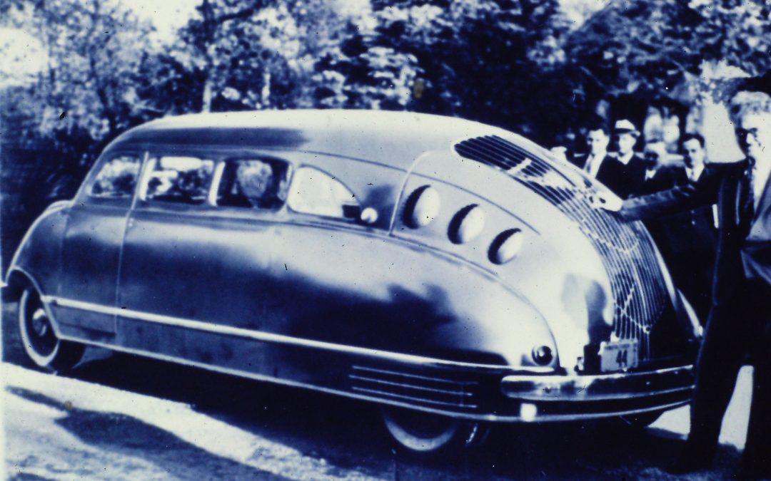 A Glimpse of The Future (circa 1939)